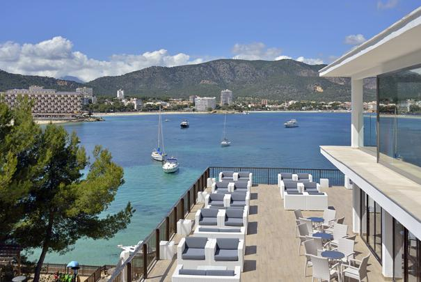 Chill Out Hotel Alua Hawaii Mallorca & Suites Palmanova, Mallorca