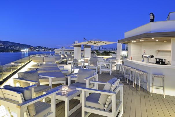 Terraza Chill Out (Edificio Suites) Hotel Alua Hawaii Mallorca & Suites Palmanova, Mallorca